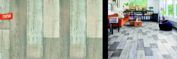 PVC Holzotik Laminat Parkett beige
