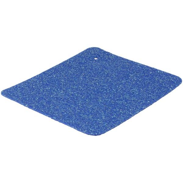 Glitzer Teppichboden - Expoglitter blau