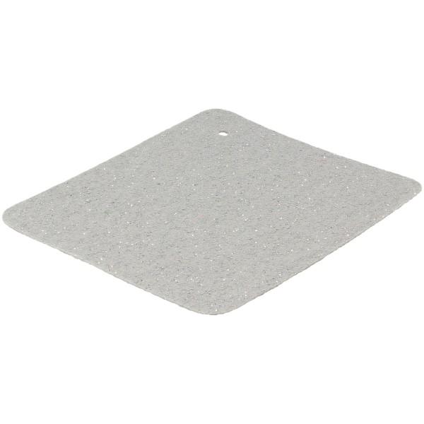 Glitzerteppichboden grau mit Glitzern