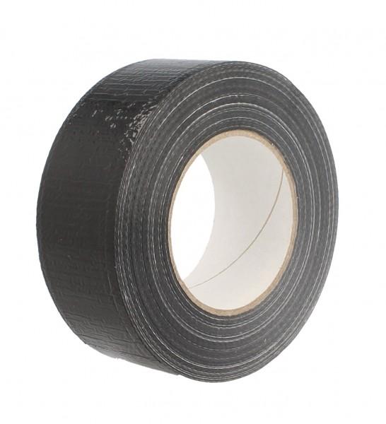 Gewebeband Gaffa Duck Tape schwarz