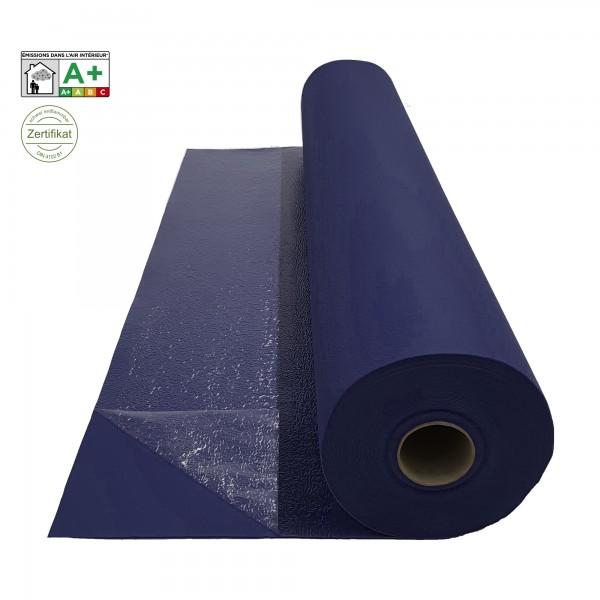 B1 Expostyle Flachfilz mit Folie marine blau