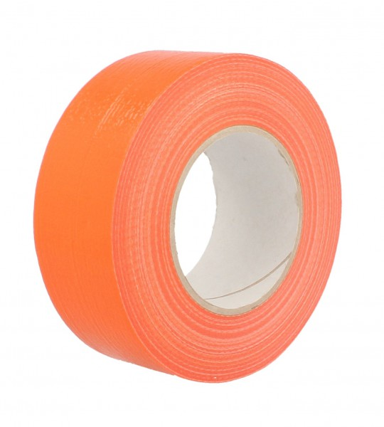Gewebeband Gaffa Ductape orange