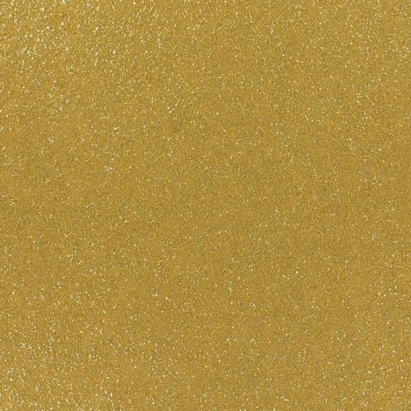 Glitzer Effekt Teppichboden - Expoglitter gold
