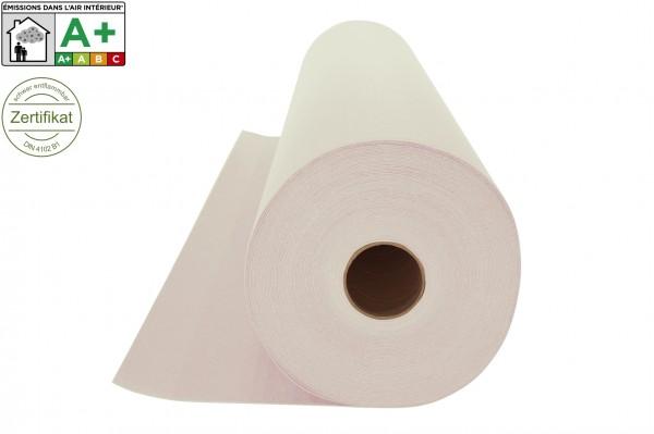 Messeteppichboden Rips B1 -Nr. 16 weiß