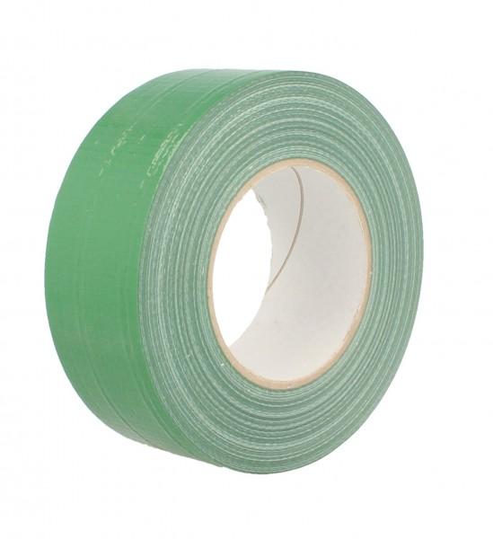 Gewebeband Gaffa Ductape grün