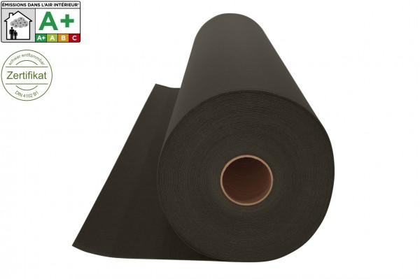Messeteppichboden Rips B1 -Nr. 06 graphit