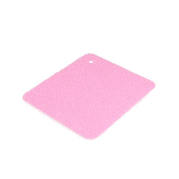 Messeteppichboden Rips B1 -Nr. 25 rosa