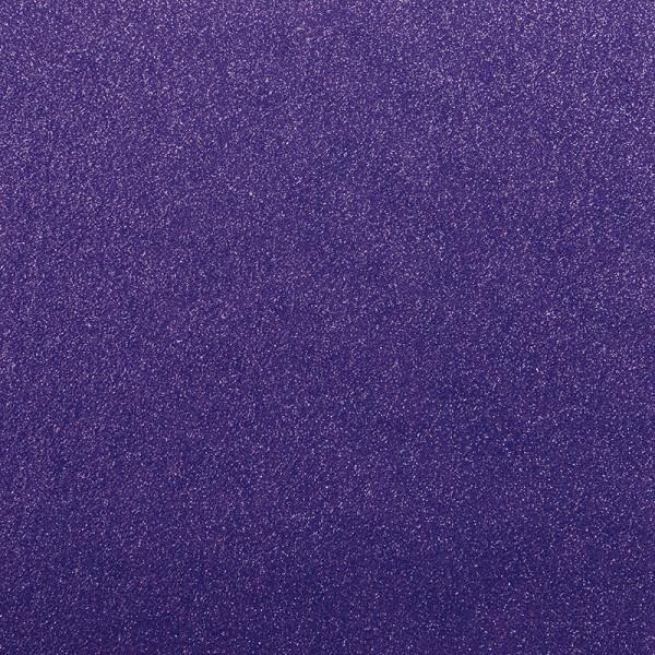Glitzer Effekt Teppichboden - Expoglitter violett lila silber