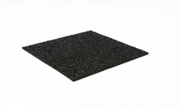 Kunstrasen schwarz B1 Rollenware