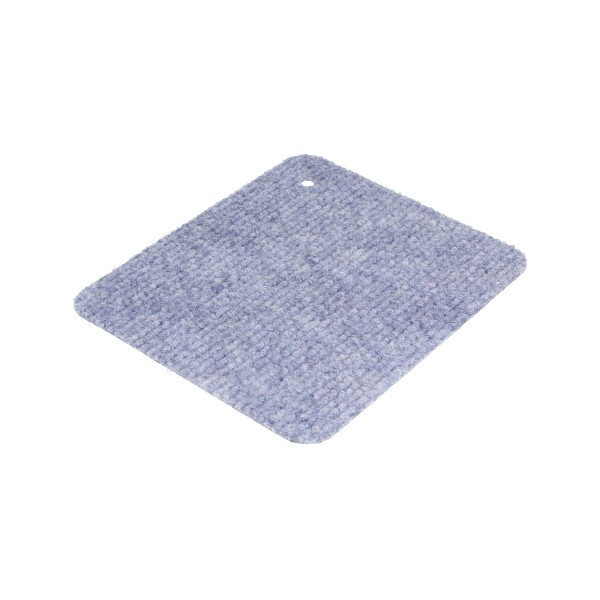 Messeteppichboden Rips B1 -Nr. 28 jeans blau