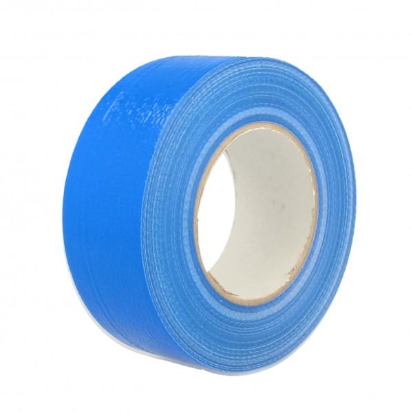 Gewebeband Gaffa Ductape blau