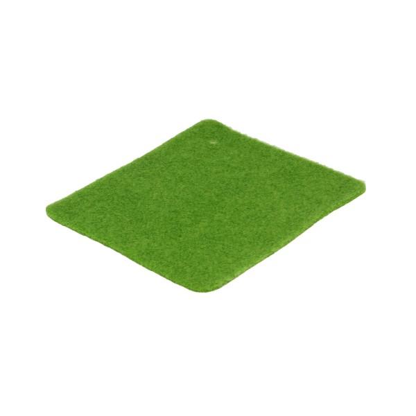Rasenteppich B1 grün Vorderseite