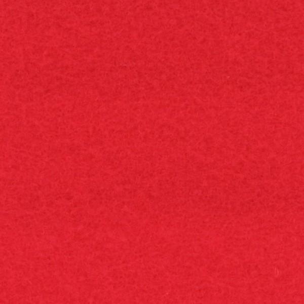 Baustellen Wege Teppich rot 1m breit