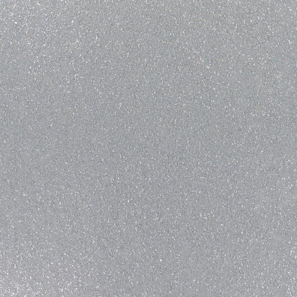 Glitzer Effekt Teppichboden - Expoglitter silber