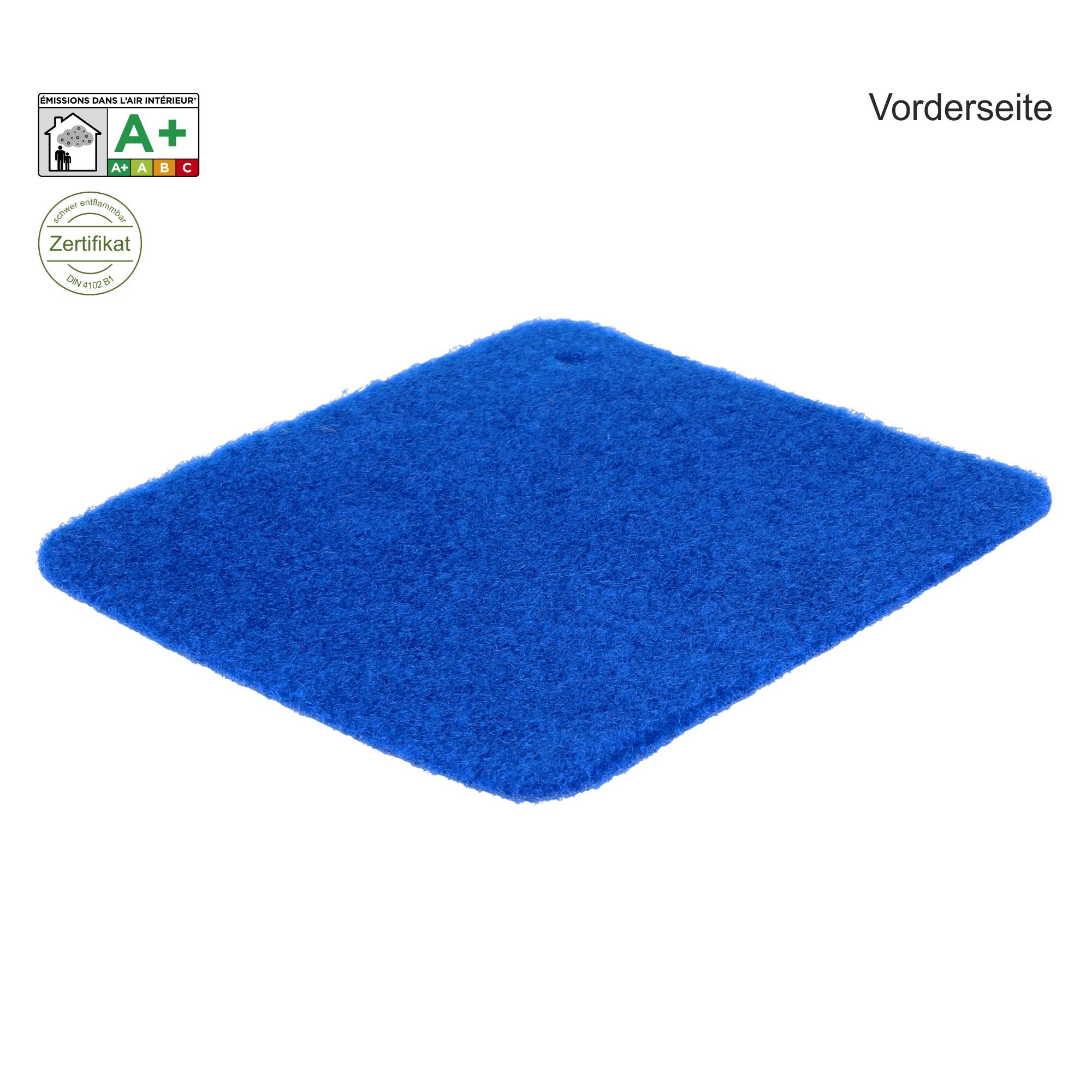 velours messeteppich b1 exposhow blau velours b1. Black Bedroom Furniture Sets. Home Design Ideas